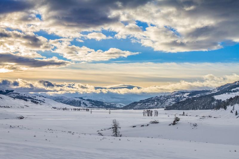 Beautiful Lamar Valley