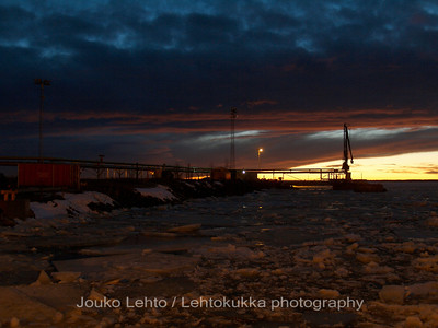 Ajos Harbour, Kemi, Finland