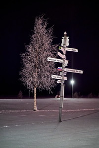 Where to go next . Long distance