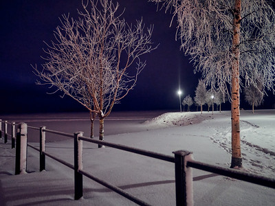 By the Gulf of Bothnia