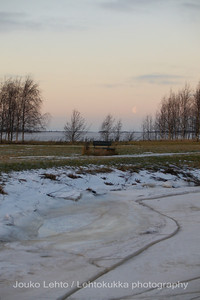 In the Park, At Noon, In Kemi, December