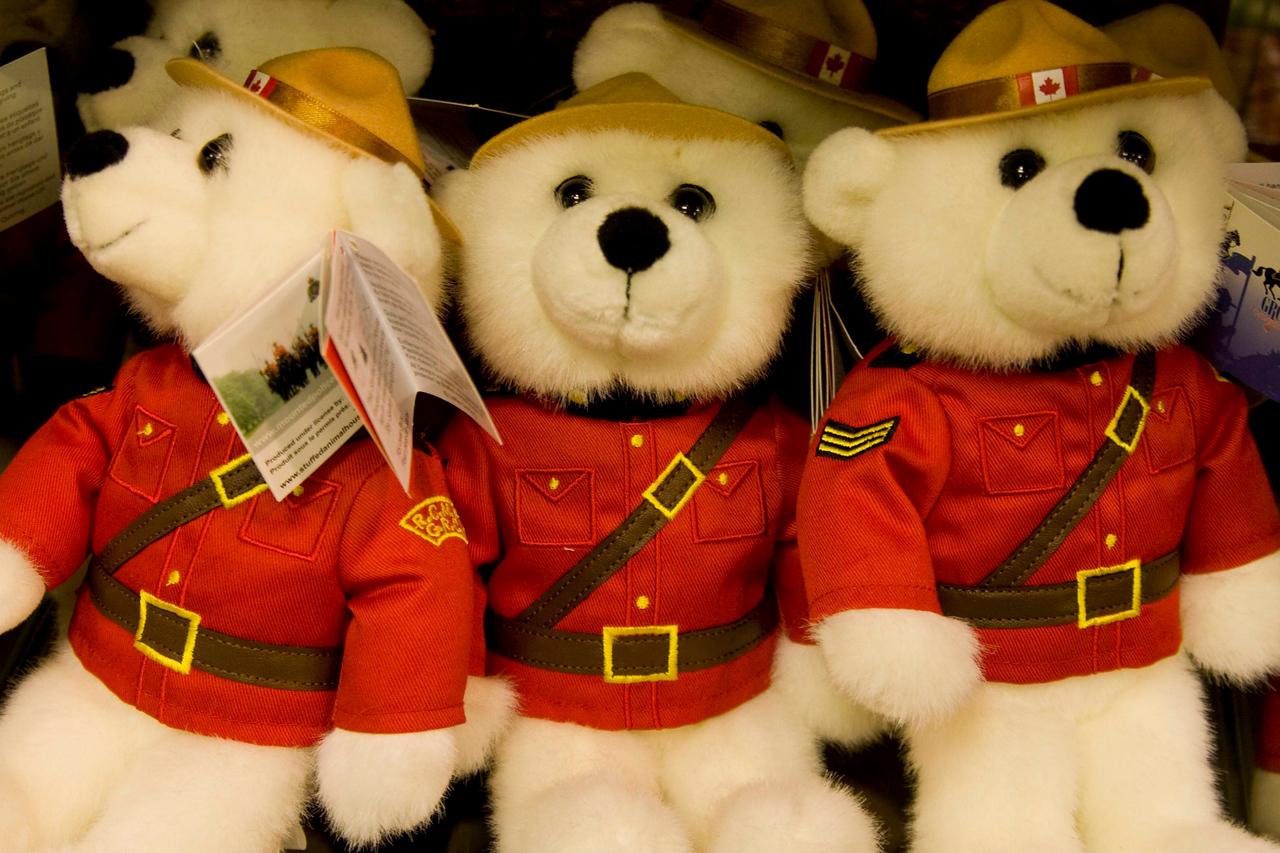 Mountie Bears.