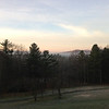 Morning view from the porch
