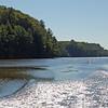 Wisconsin River Wake