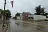 Cassville on a rainy Monday morning.
