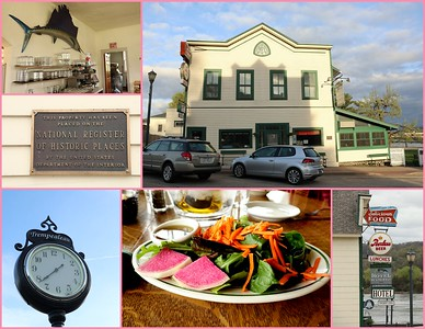 The Historic Trempealeau Hotel- a step back into time with a present day vibe.