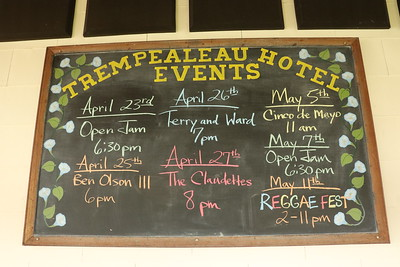 Trempealeau Hotel Events
