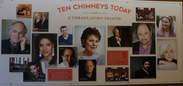 Ten Chimneys Today - a Vibrant, Living Theater