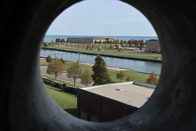 Portal view from the Lighthouse