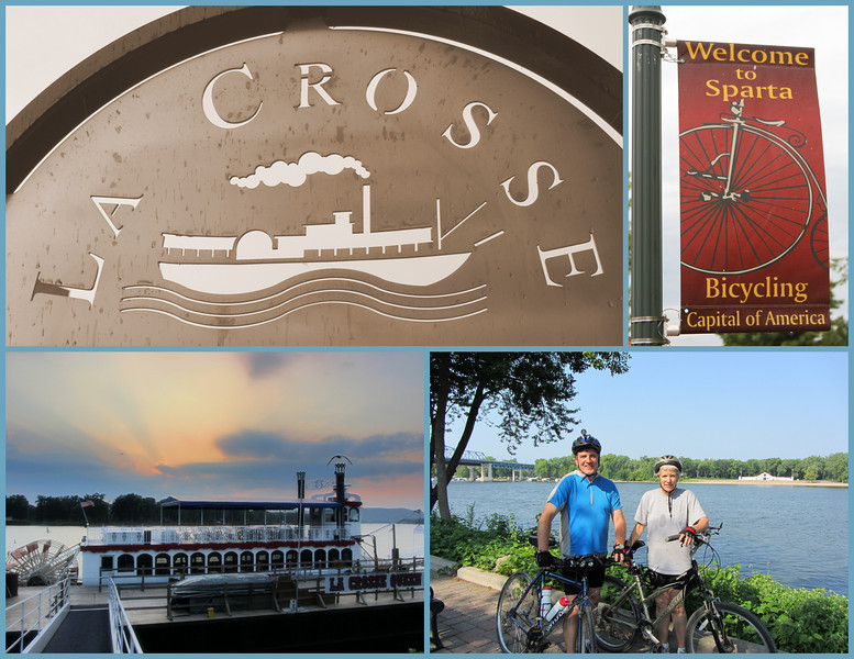 La Crosse & Sparta, Wisconsin Adventure 2013