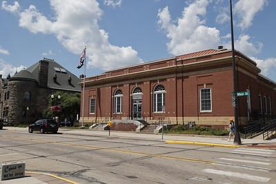 Menomonie Post Office 54751