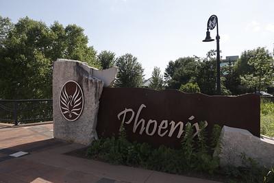 Phoenix Park Entrance