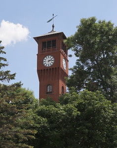 Making sure the Clock Tower stands the test of time.