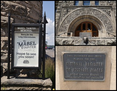 Learning about Mable Tainter & her Memorial