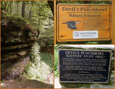 Devil's Punchbowl Nature Preserve