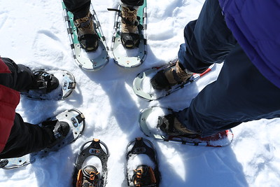 Snowshoes Unite !!