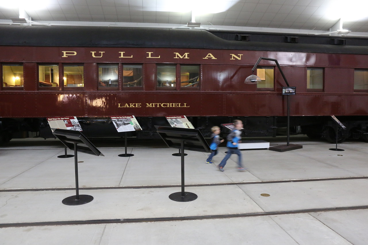 The History of Pullman Cars and workers
