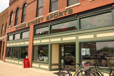 Spring Street Sports - a wonderful oasis in Chippewa Falls