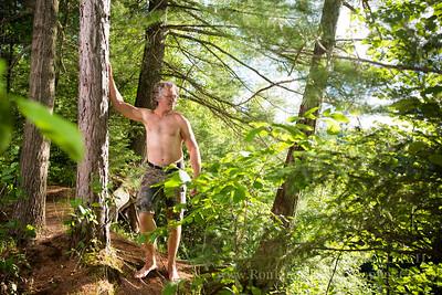 No, I'm NOT Tarzan...