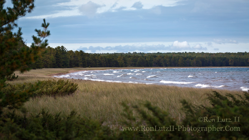 Big, Bay, State, Park, Madeline, Island, beach, dune, natural, nature, forest, waves
