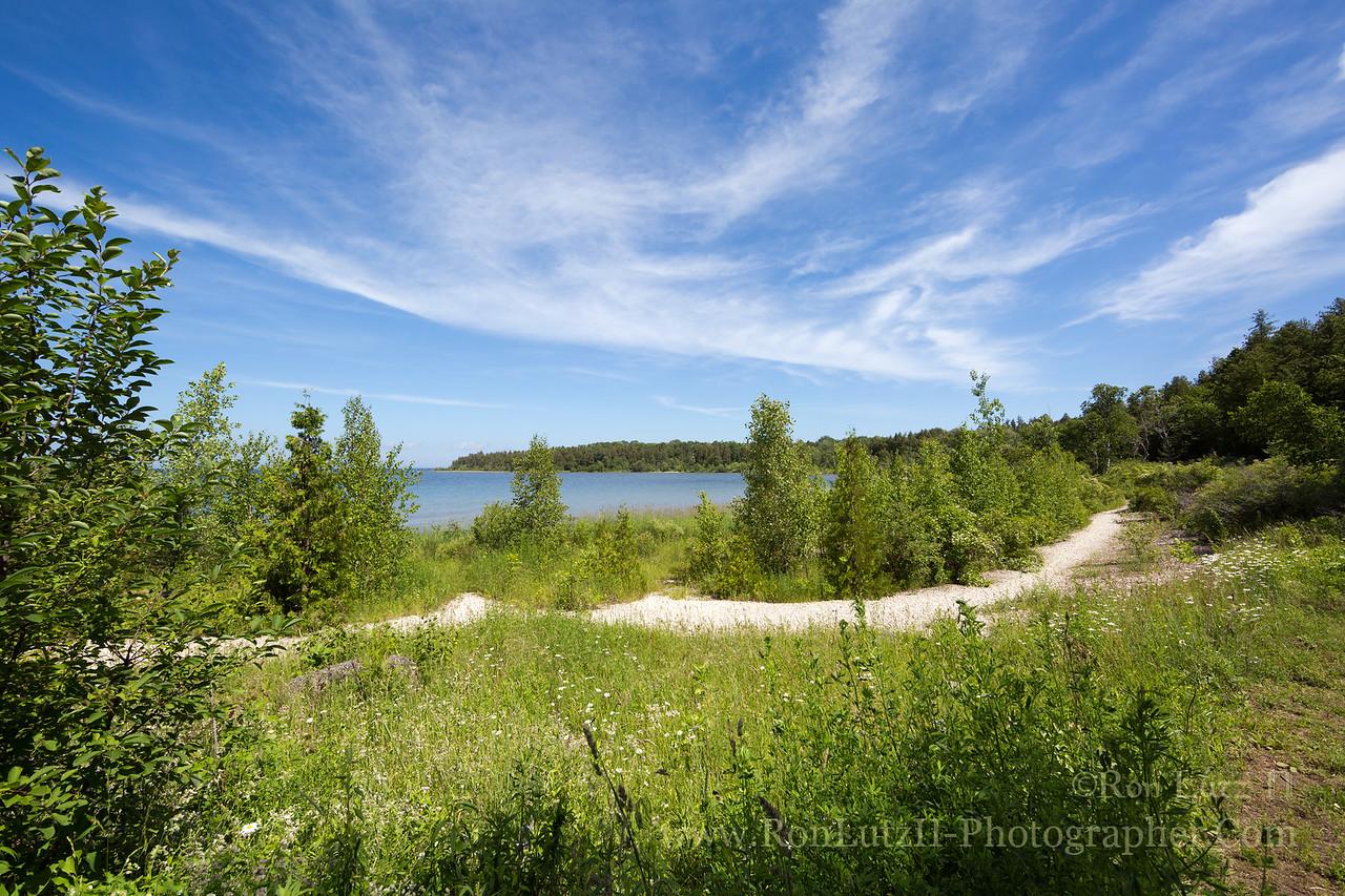 Tennison Bay Shoreline