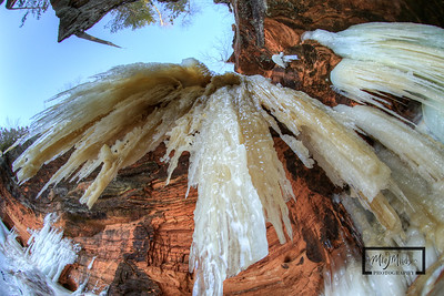 Apostle Islands National Lakeshore Ice Caves