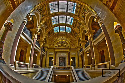 The Wisconsin Supreme Court wing of the State Capitol  © Copyright m2 Photography - Michael J. Mikkelson 2009. All Rights Reserved. Images can not be used without permission.