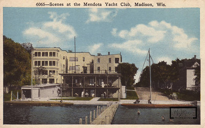 Mendota Yacht Club, Madison, Wisconsin
