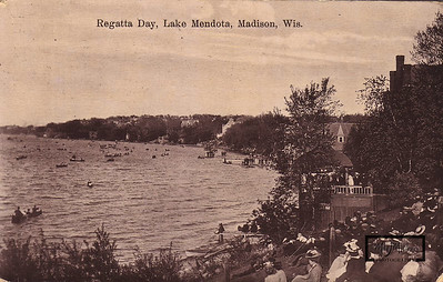 Regatta Day on Lake Mendota