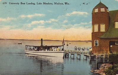 UW Boathouse Pier