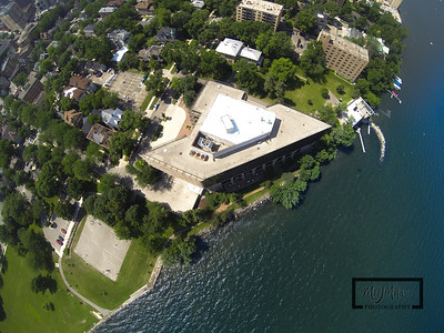 James Madison, The Virex building, and UW LIfestation Station on Lake Mendota© Copyright m2 Photography - Michael J. Mikkelson 2013. All Rights Reserved. Images and/or video can not be used without permission.