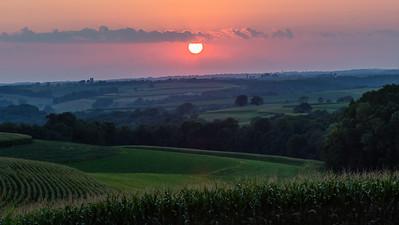August Sunset