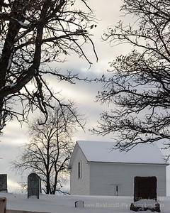 Hauge Log Church