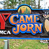 Old Camp Jorn Entrance Sign