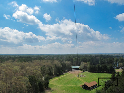 YMCA Camp Jorn 2011 Spring Work Weekend Aerial Images captured by lofting a camera into the air with a kite© Copyright m2 Photography - Michael J. Mikkelson 2009. All Rights Reserved. Images can not be used without permission.