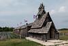 Lavender Drying House on Washington Island, Door County Wisconsin