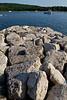 Rocks to Nicolet Bay, Fish Creek Wisconsin