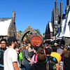 The line for butterbeer