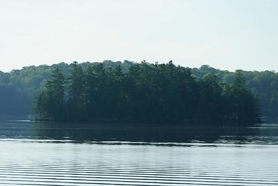 Island Of Pine Trees