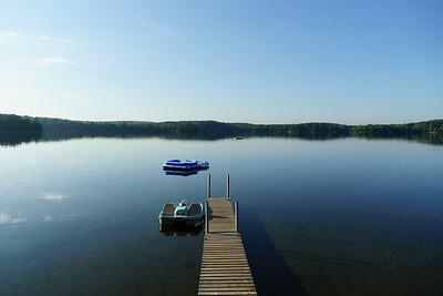 Morning On Wollaston Lake