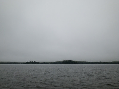 An Overcast Morning On Wollaston Lake