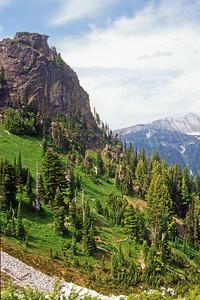 Klapatche Ridge
