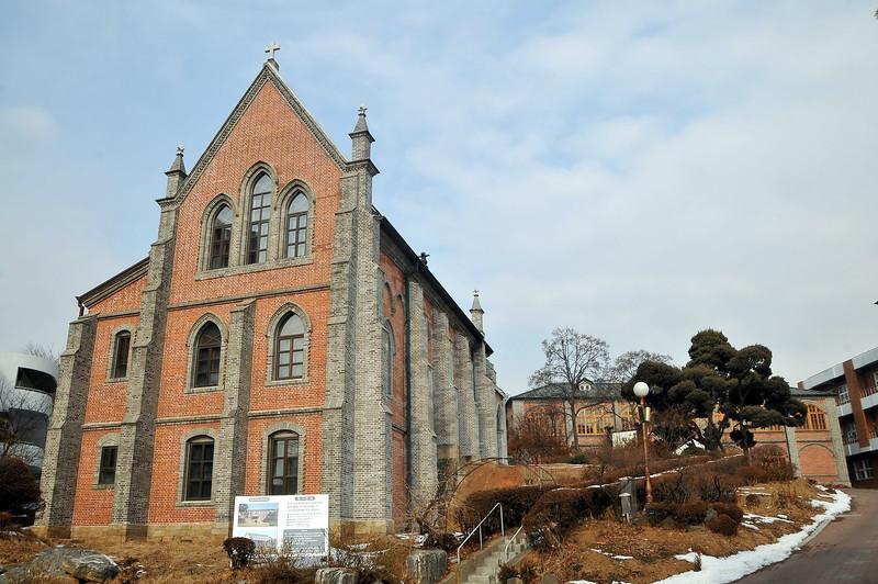 Wonhyoro Catholic Church