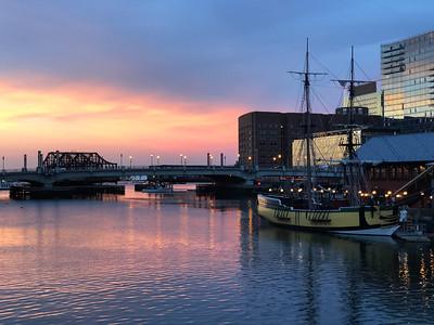 Boston Work Travel Sept 2018