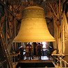 in the bell tower of the Dom in Koeln