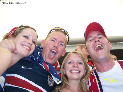 World Cup 2006 with Brett and Jessica