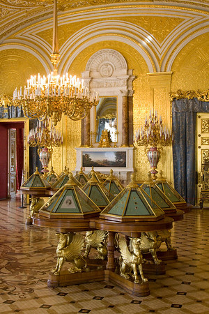 Golden Drawing Room