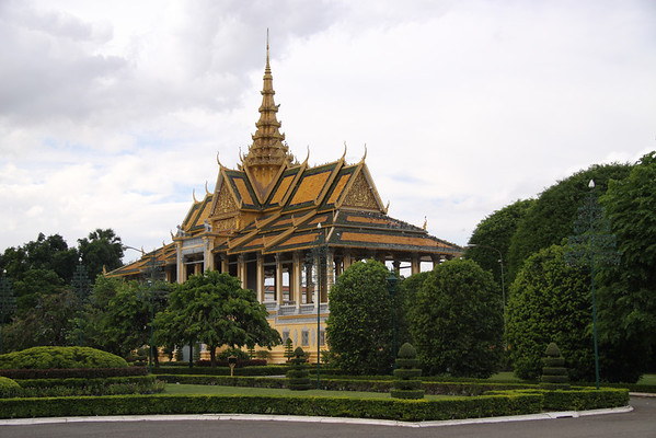 Moonlight Pavillion, Royal Palace, Phnom Penh