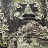 North Gate Face of Angkor Thom