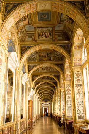 The Loggia of Raphael